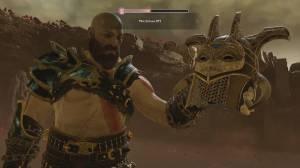 Hildr - God of War (PS4 - 2018)