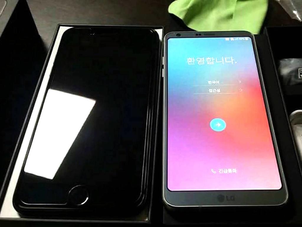 LG G6 韓水月減一千 中階價格 旗艦效能 - ezone.hk - 科技焦點 - 流動 - D170519