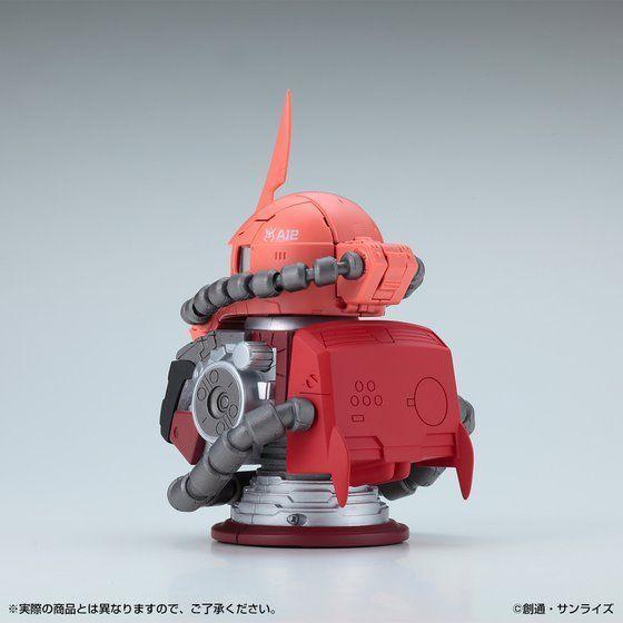 渣古頭扭蛋特別版 紅彗星發光發聲連胸像 - ezone.hk - 遊戲動漫 - 動漫玩具 - D171020