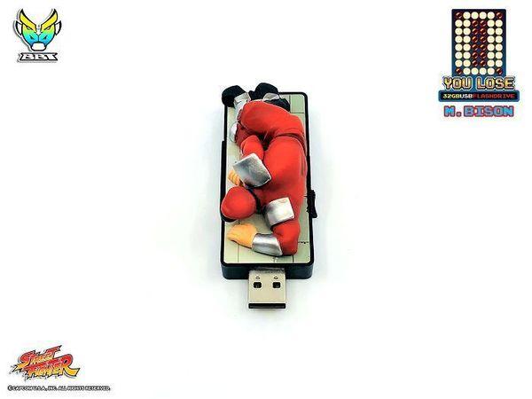 《街霸》GG 落敗造型 USB 記憶棒 接受訂購 - ezone.hk - 遊戲動漫 - 電競遊戲 - D180504
