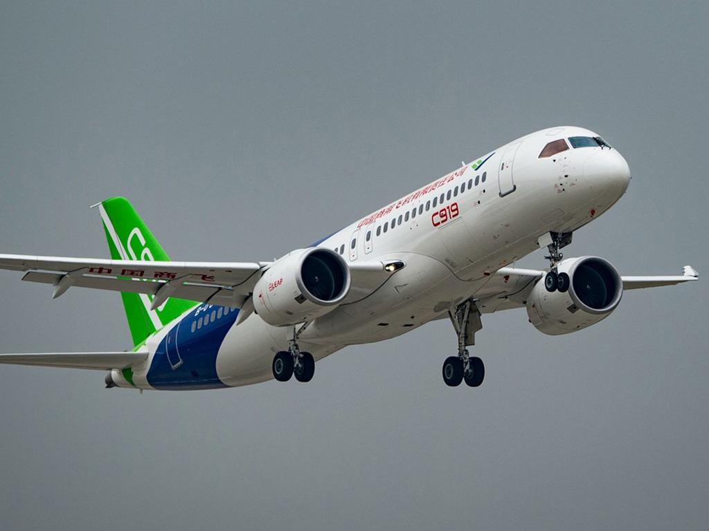 中國製 C919 民航客機疑出現重大問題 傳已全面停飛 - ezone.hk - 科技焦點 - 科技汽車 - D180622