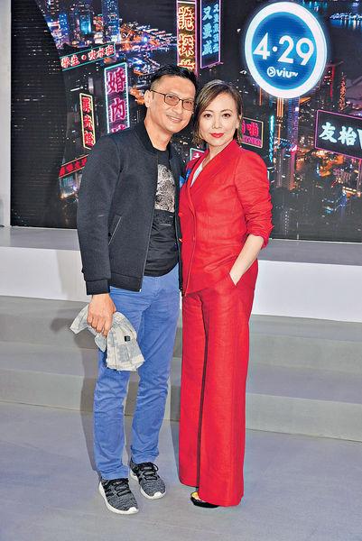 ViuTV挑機《鐵探》 鄧萃雯︰觀眾多個選擇 - 晴報 - 娛樂 - 娛樂 - D190411