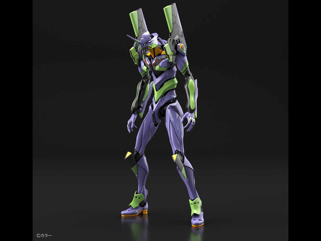 Real Grade非高達模型 福音戰士EVA初號機 - ezone.hk - 遊戲動漫 - 動漫玩具 - D191106