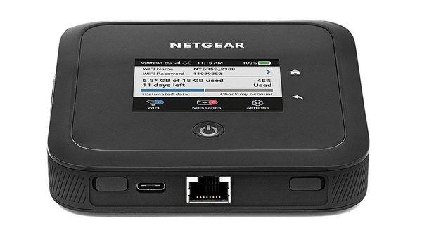 NETGEAR 發布 NIGHTHAWK M5 5G 路由器!村屋上網救星! - ezone.hk - 科技焦點 - 5G流動 - D200925