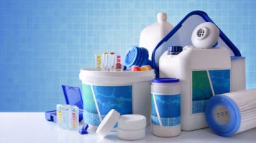 How to Use, Handle, and Store Pool Chemicals