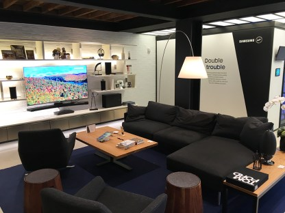 Samsung, NYC Flagship, FRCH Creative Fuel