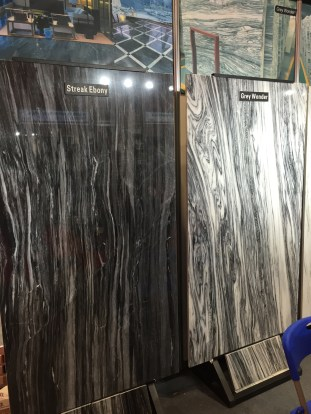 Coverings 2016, marble slab