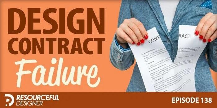 Design Contract Failure – RD138