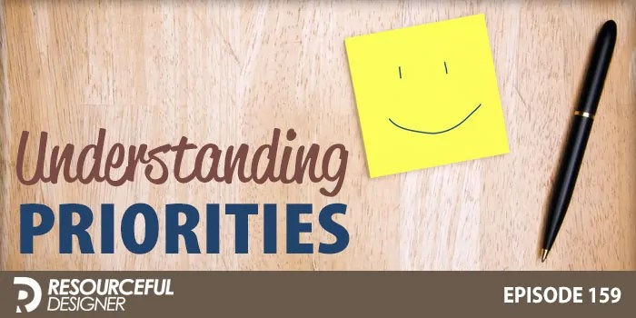 Understanding Priorities – RD159