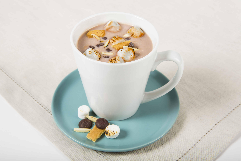 Warm Up Your Winter With Trumoo Chocolate Marshmallow Milk