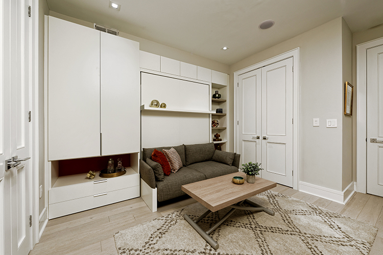 custom sofa design online narrow table with storage resource furniture transforming space saving two georgetown homes