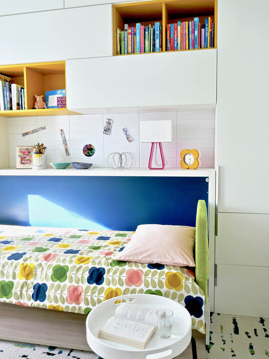 A Tiny Maid S Room Gets A Modernist Approved Makeover Resource Furniture