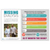 Missing Dialysis Posters