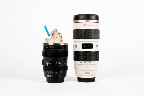 camera-lens-mug, canon, photojojo, wish-list, gifts-for-photographers