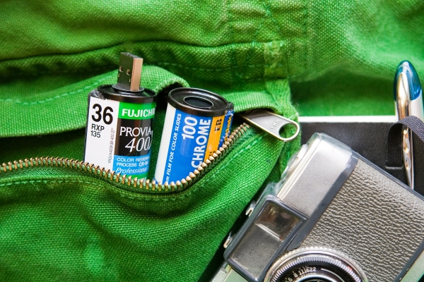 usb-film-roll, upcycled, photojojo, wish-list, gifts-for-photographers