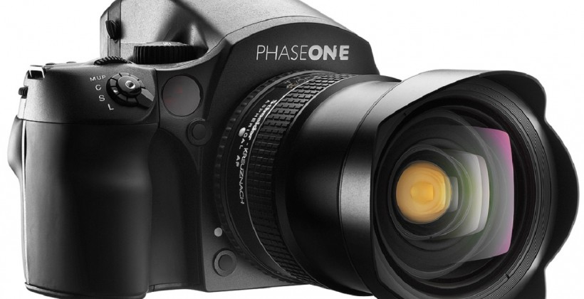 Phase One: World's First Medium Format Camera with CMOS Sensor...Also? - Resource