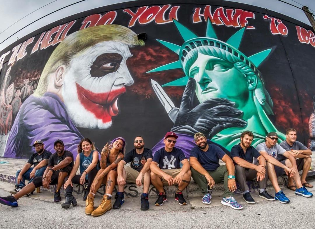 343 photos · 18,965 views. 10 Of The Most Instagrammable Murals In New York City Resource