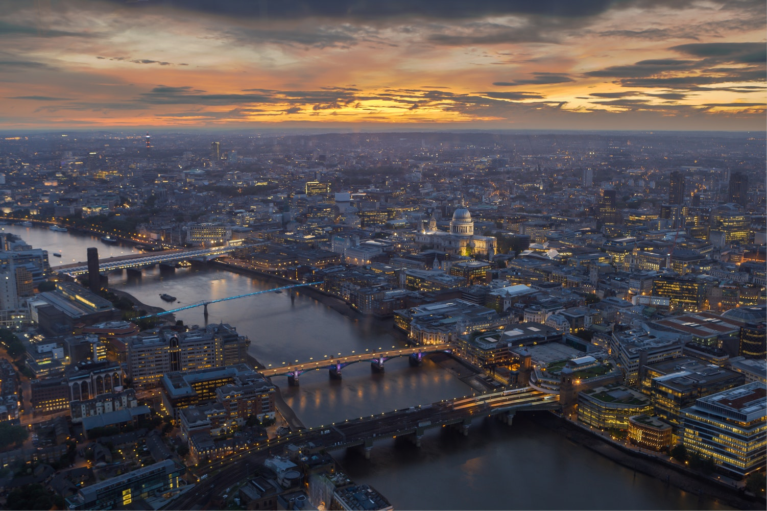 London S Skyline Is Captured In The First Ever Gigapixel