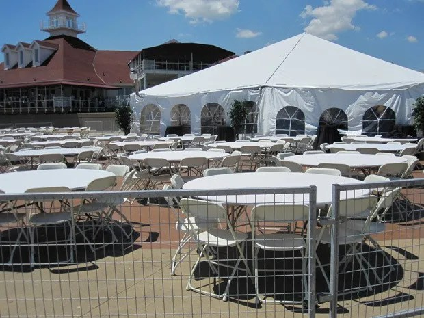 Beer Gardens  42 or 6 Tall Panels  Resource Rental Center  Council Bluffs IA and Omaha NE