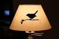 Artsy Lamp Shade