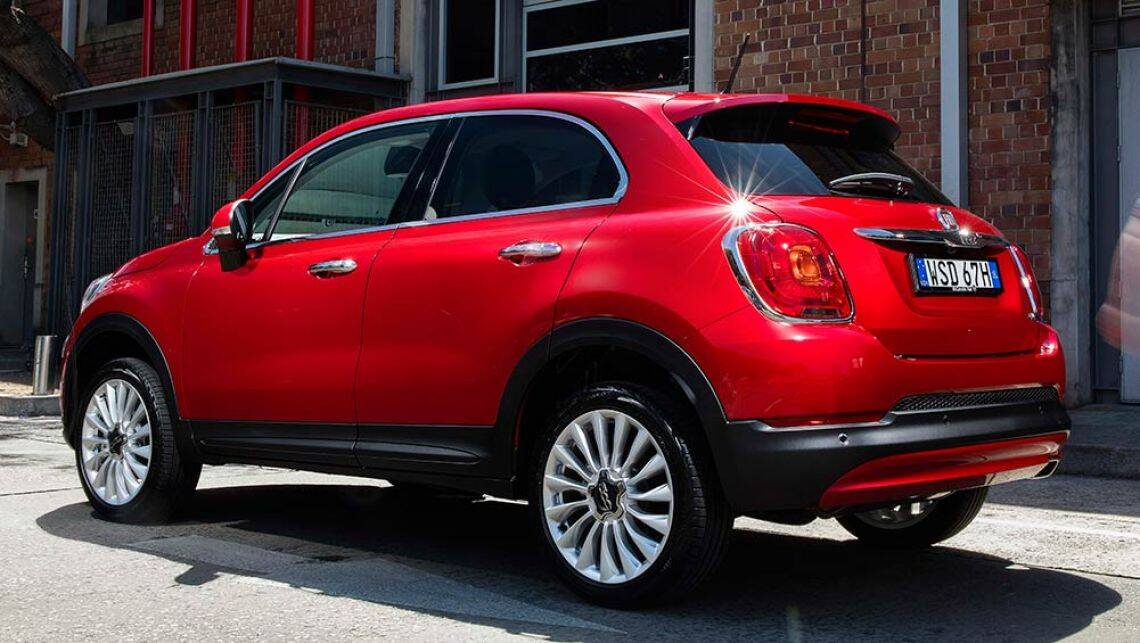 2015 Fiat 500x Review  First Australian Drive  Carsguide