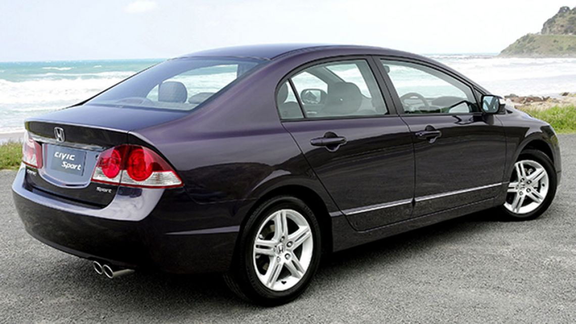Honda Civic Used Review  20062011  Carsguide