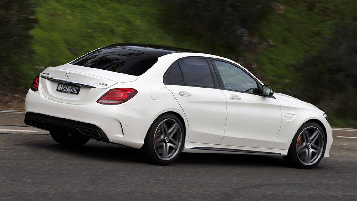2016 Mercedesamg C63 S Review  Road Test  Carsguide