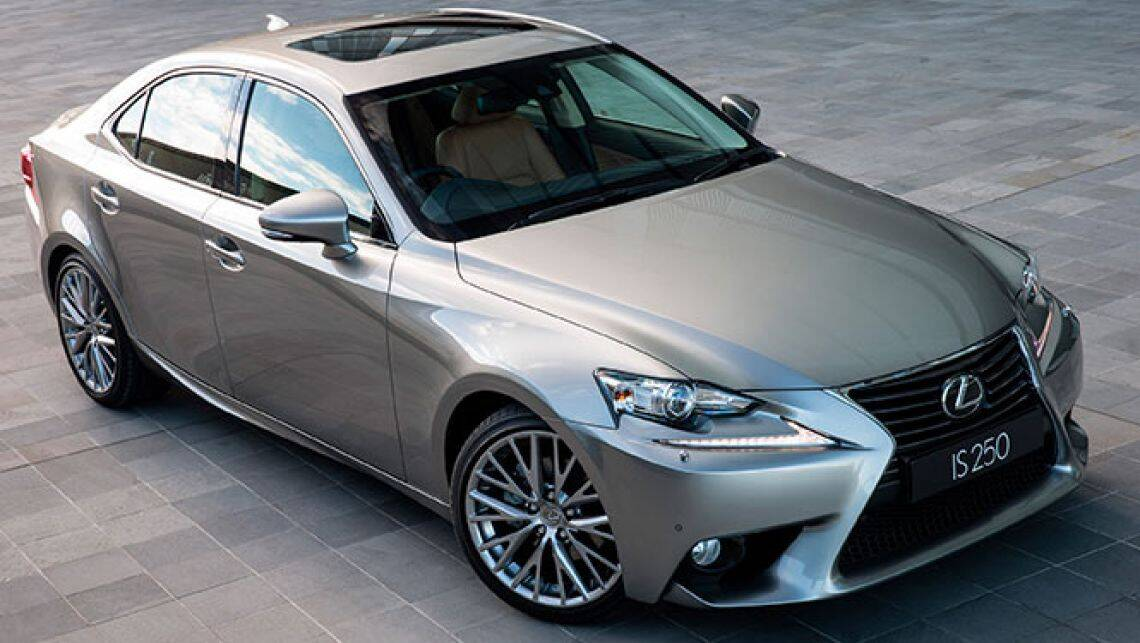 Lexus Is250 Sports Luxury Review Car Reviews