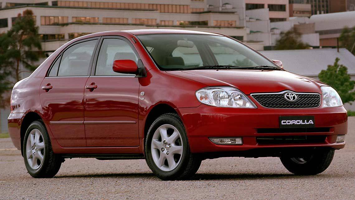 Toyota Corolla Used Review  20002012  Carsguide
