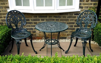 How to Keep Wrought Iron Furniture Rust-Free