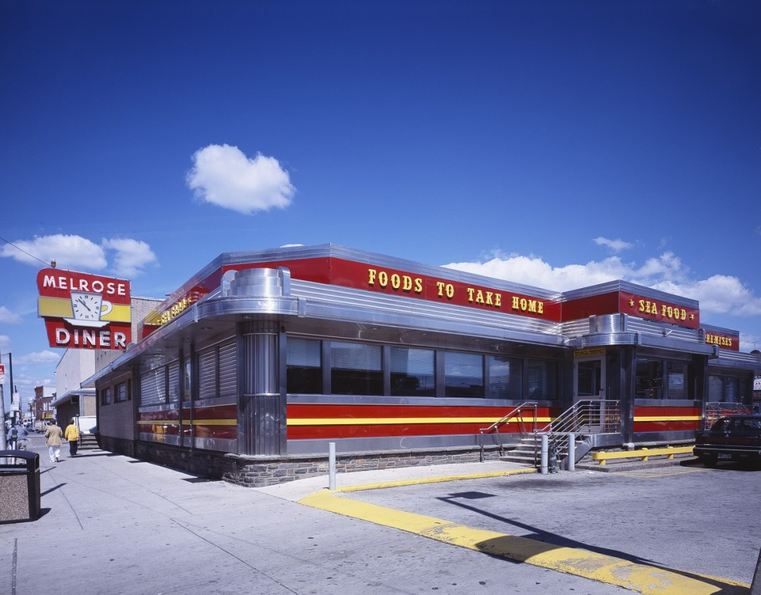 Fast casual is one type of restaurant, and Melrose Diner, pictured here, is a perfect example.