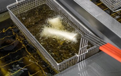 How to Clean a Commercial Fryer