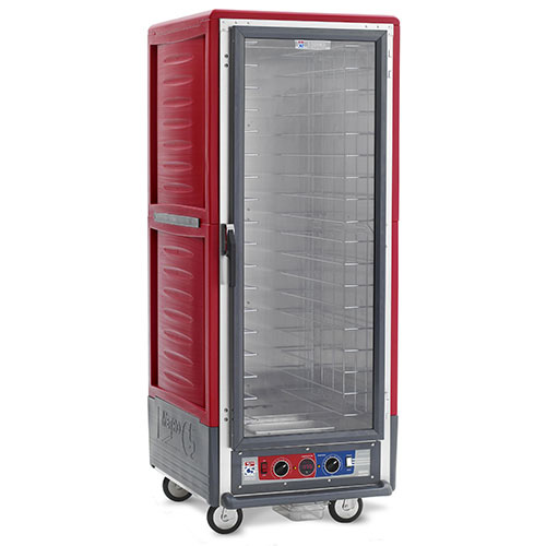 Insulated holding cabinet