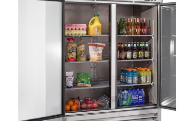 Reach-In Refrigerator and Freezer Buying Guide