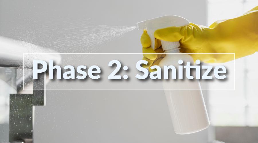 Phase 2: Sanitize