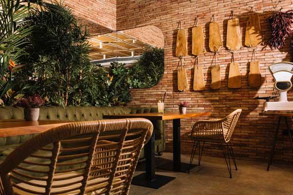 sustainable restaurant furniture