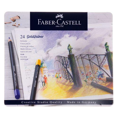 Lapices Goldfaber Faber Castell 24