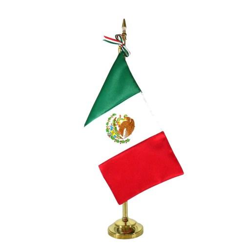 Bandera de México escritorio