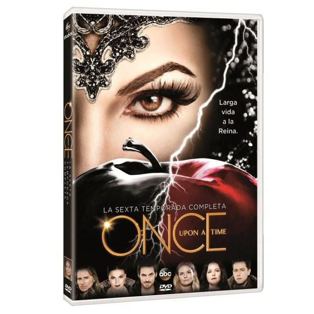 DVD Once Upon a Time: Season 6