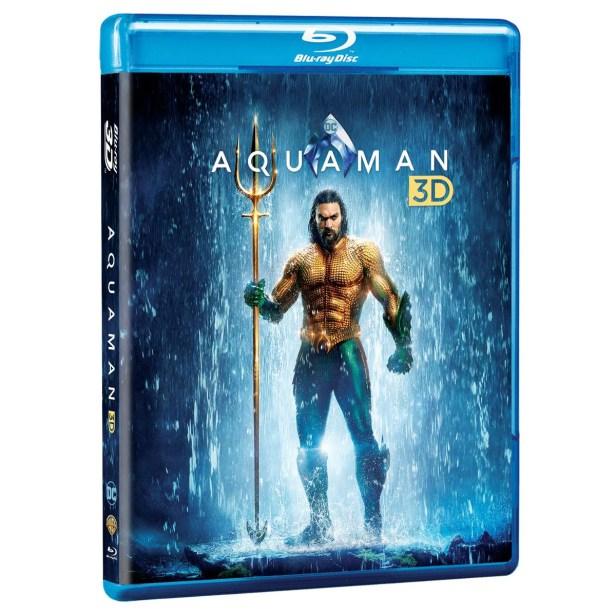 3D BR Aquaman