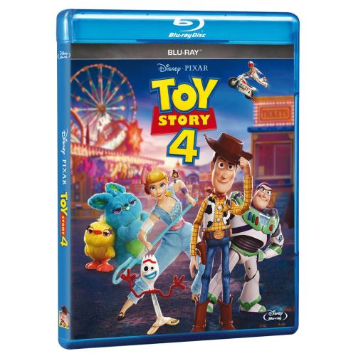 Blue-Ray Toy Story 4