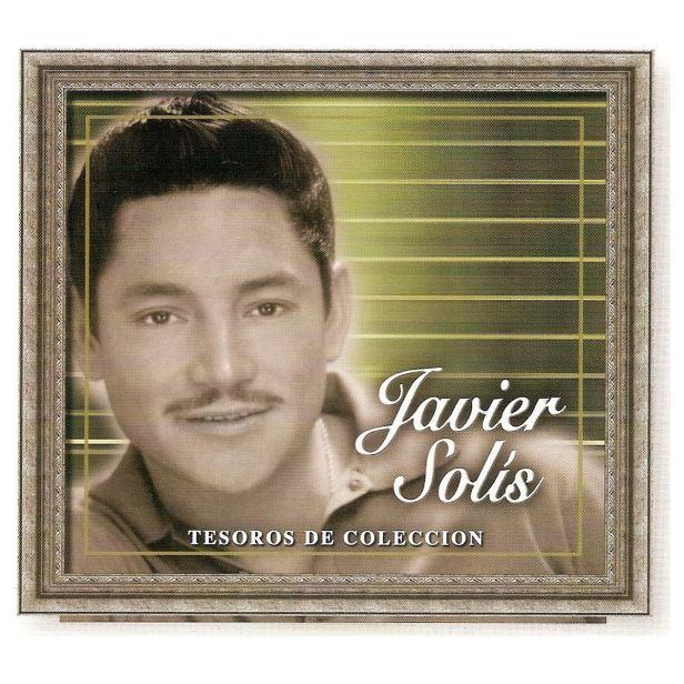 CD Javier Solís-Tesoros De Colección