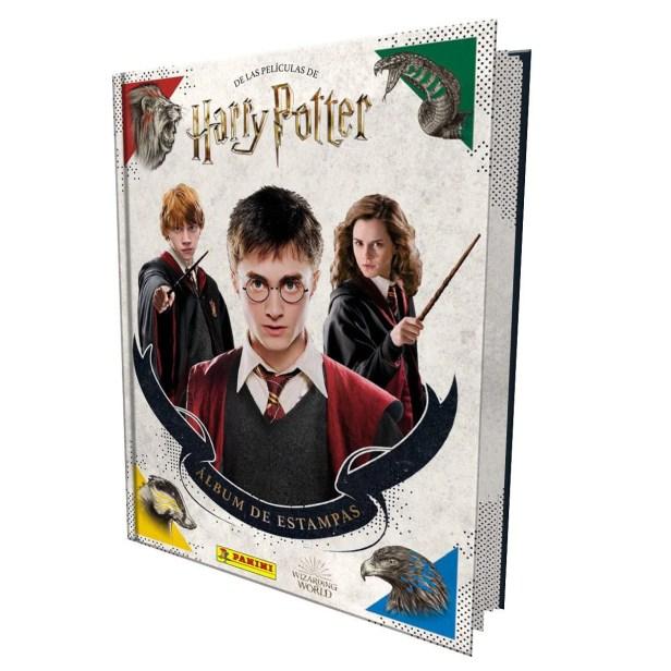 Harry Potter saga álbum HC