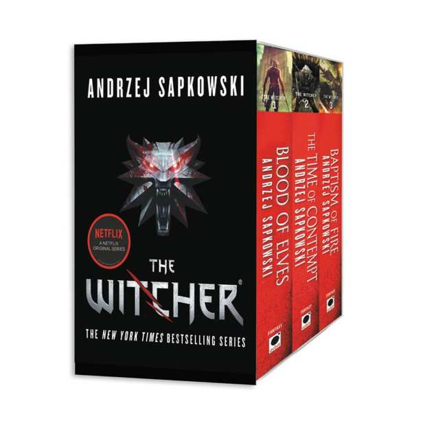 THE WITCHER BOX SET