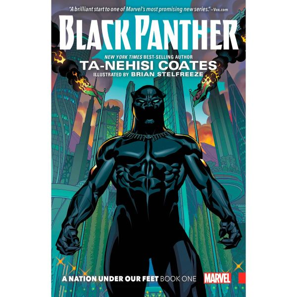 Comic Black Panther A Nation Under