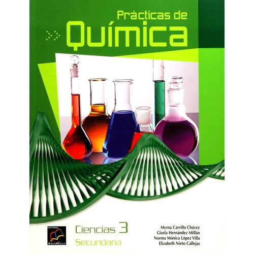 Prácticas De Química Ciencias 3 Secundaria
