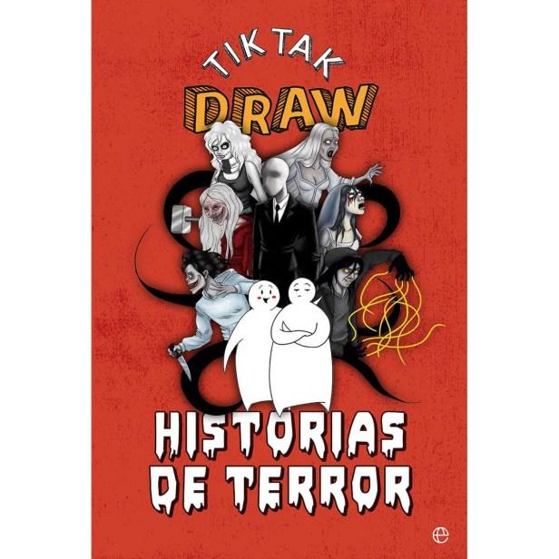 Historias de terror tik tok draw