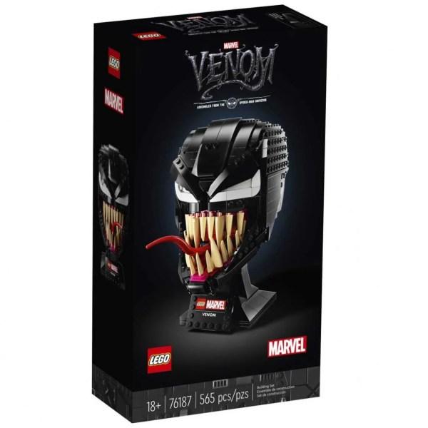 Venom Lego Super Heroes