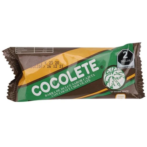 Chocolate Cocolete Sanborns
