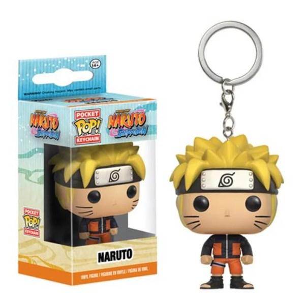 Naruto Funko Pocket Pop Naruto llavero